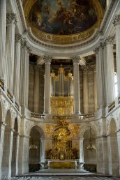Royal Chapel of Versailles Palace