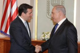 Netanyahu and Cruz meet in Jerusalem