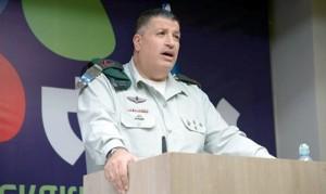 Coordinator of Government Activities in Judea and Samaria Maj.-Gen. Yoav Mordechai