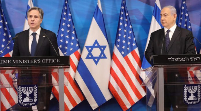 If US rejoins nuclear deal, Israel 'will reserve the right to defend itself,' Netanyahu tells Blinken