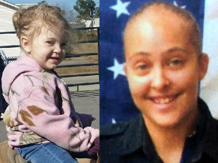 MS Police Officer Charged With Manslaughter Of Daughter