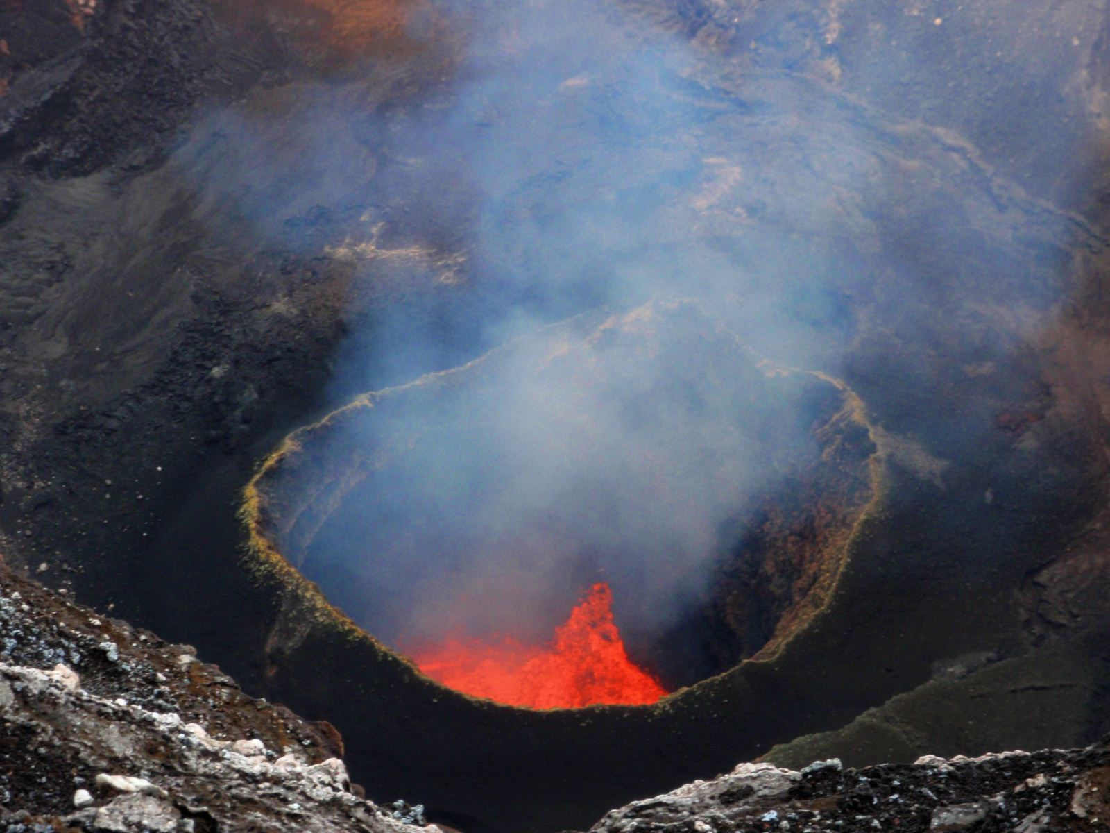 11 Largest Volcanic Eruptions In History
