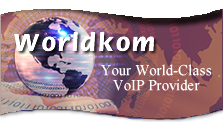 Globalink Worldkom Branded VoIP Software