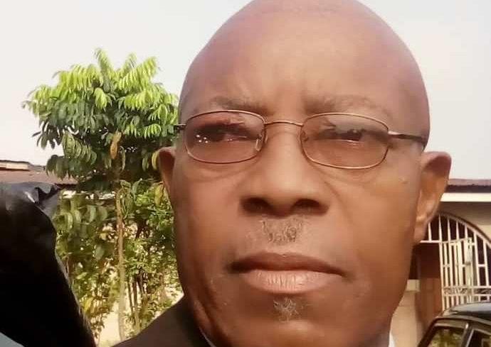 Chief Anthony O Agunyego
