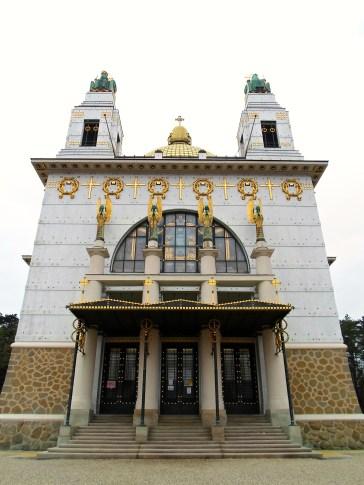 Am Steinhof Church