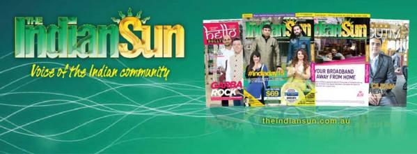 The Indian Sun 5