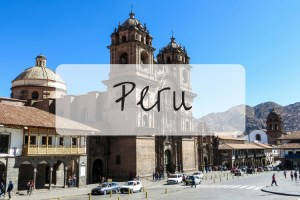 Adventure Travel in Peru