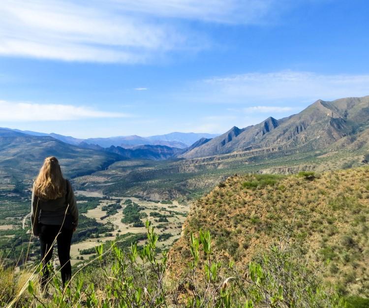 solo female travel in Bolivia
