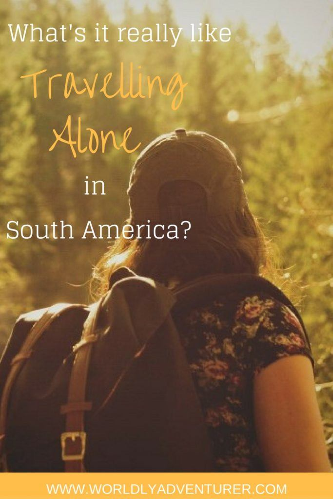 What's it really like to travel alone in Bolivia? Read about my experiences of navigating this country as a solo female traveller and the realisations I had about travelling alone along the way.