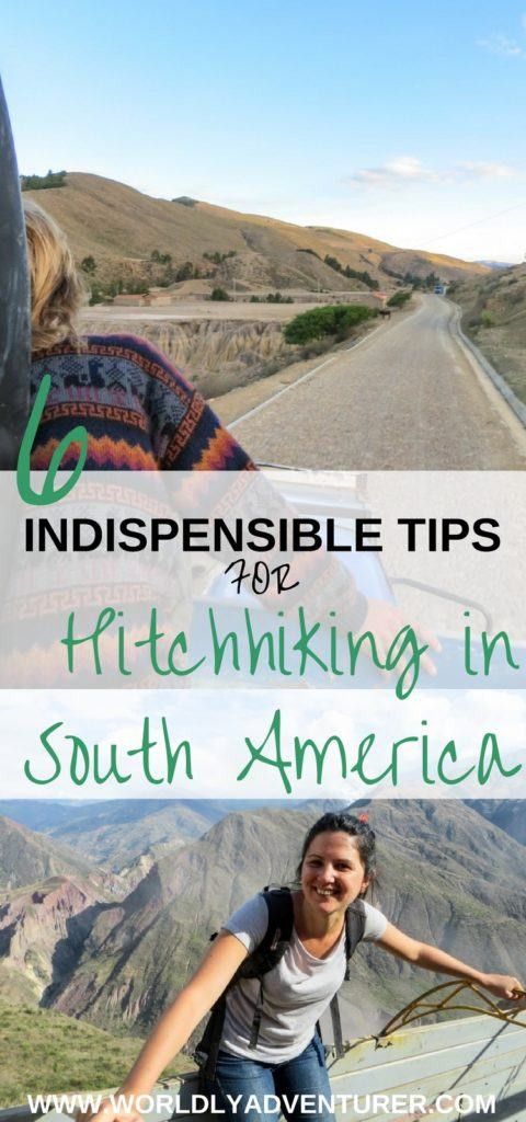 Want to hitchhike in South America but don't know where to start? Find inspiration, tips and advice from my own experiences of safely hitchhiking through this incredible continent.