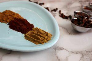 Ras el Hanout spices