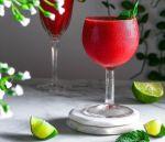 Frozen Strawberry Cocktail