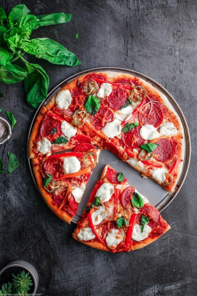 Italian pepperoni pizza recipe-063