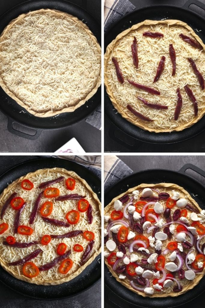 anchovy pizza toppings
