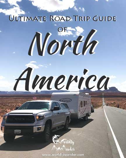North America: Ultimate Road Trip Guide