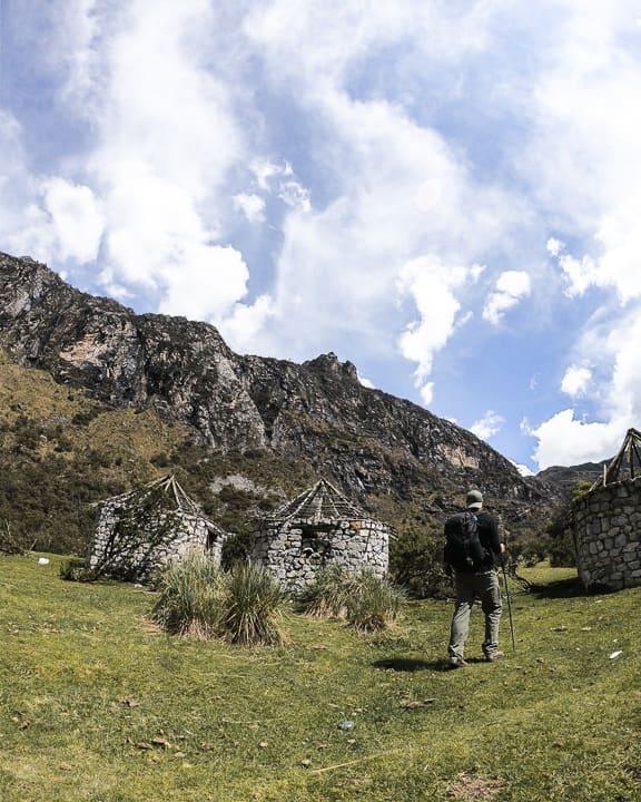 huascaran national park hiking