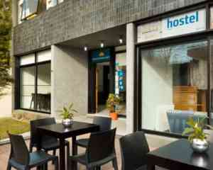 Where to stay in Colonia: Hostel and Suites del Rio