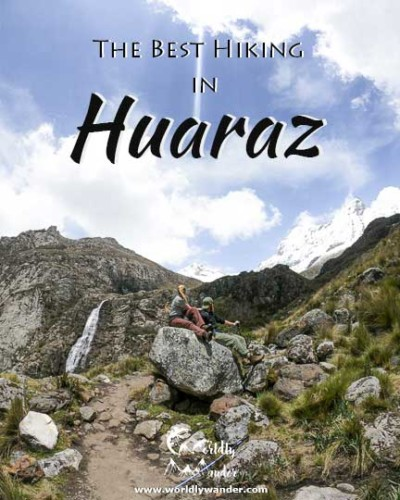 best hiking in huaraz