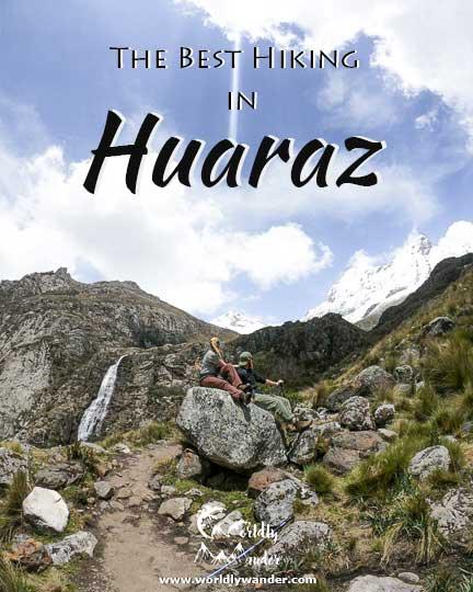 best hiking in huaraz
