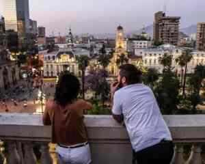 Where to stay in Santiago: Plaza de Armas Hostel