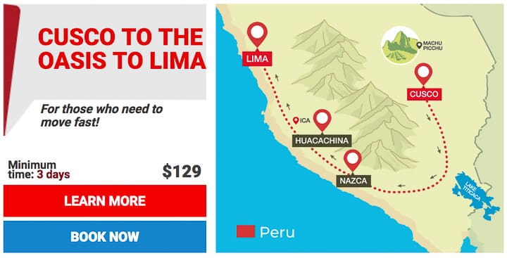 cusco to oasis to lima - 2 - 720
