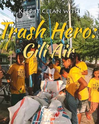 Trash Hero Gili Air