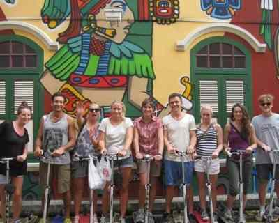 Where to stay in Singapore: Inncrowd Backpackers Hostel