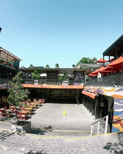Santiago 3 Day Guide: Barrio Bellavista