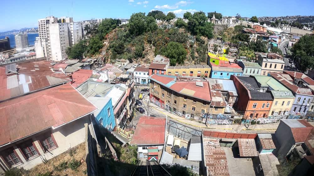Valparaiso 2 Day Guide: Hill Elevators