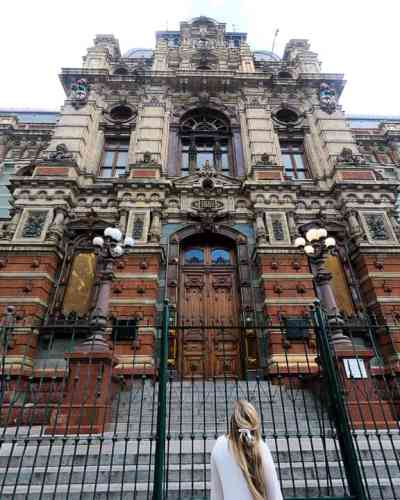 Best things to do in Buenos Aires: The Water Company Palace