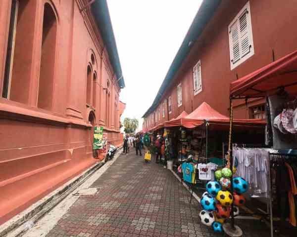 Day Trip to Malacca: Windmill Dutch Square Melaka