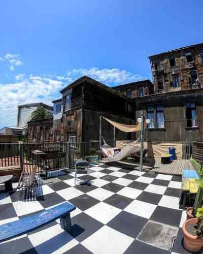 Valparaíso 2 Day Guide: Hostal Po