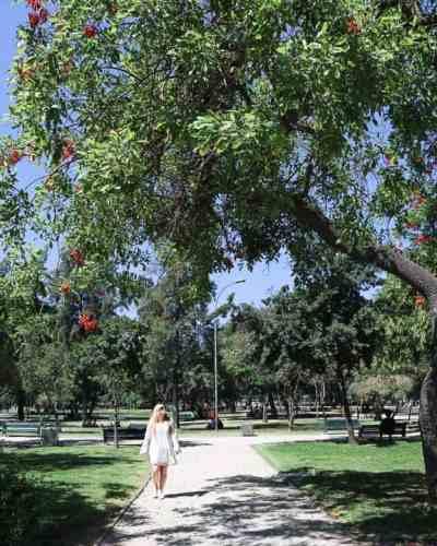 Santiago 3 Day Guide: Parque Balmaceda