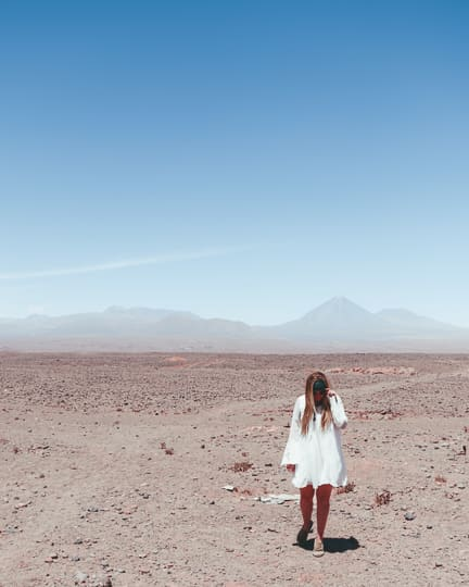 San Pedro de Atacama Desert Chile