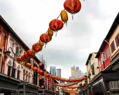 Budget Friendly things to do in Singapore: Chinatown