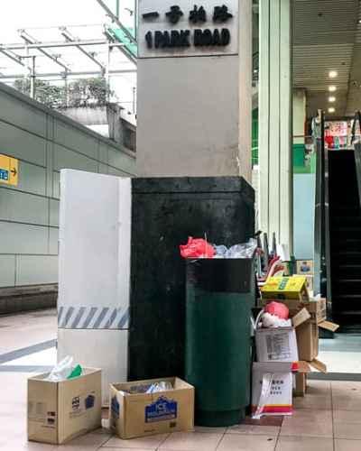 Reducing plastic consumption in Singapore