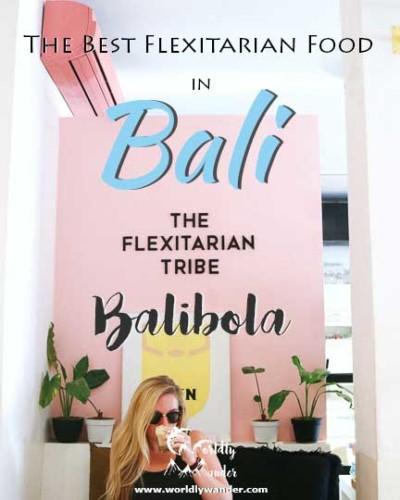 Balibola: The best flexitarian food in Bali