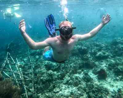 Best things to do on Gili Air Island: Snorkeling Trip