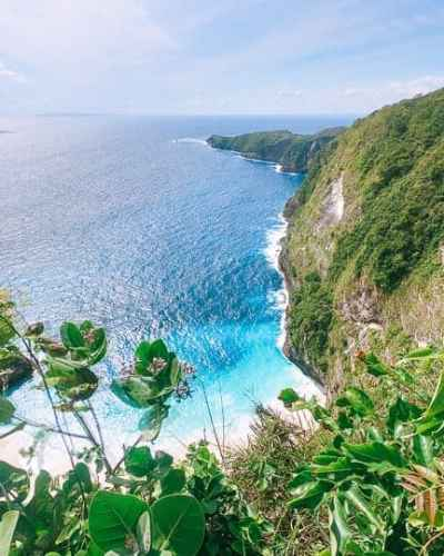 10 Best Places to Instagram in Bali: Kelingking Beach