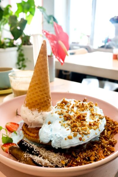 Balibola: the best flexitarian food in Balibola: the best flexitarian Vegan-nana in Bali