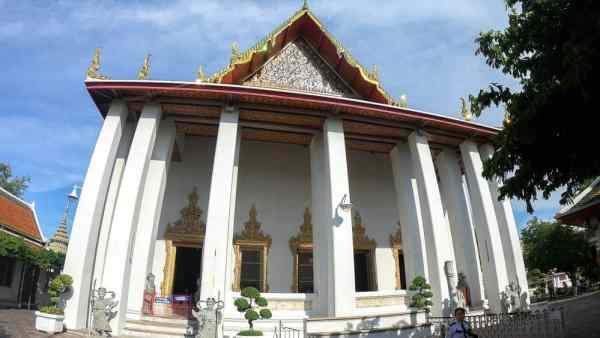 Bangkok on a Budget: Wat Pho
