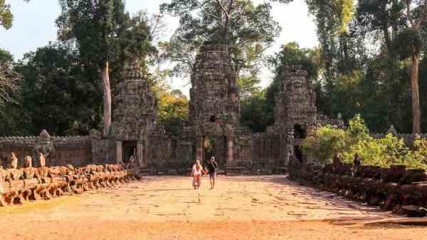 Angkor Wat Tour: Preah Khan
