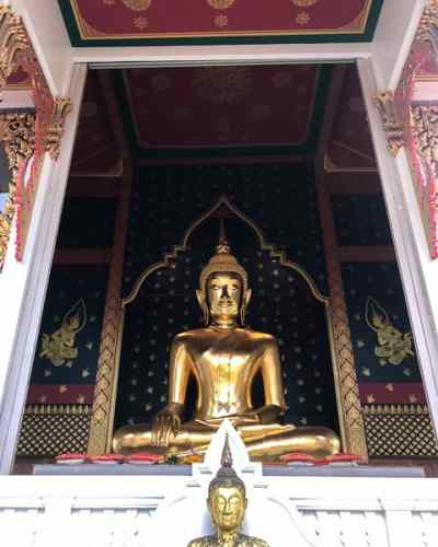 Bangkok on a Budget: Golden Mount Temple