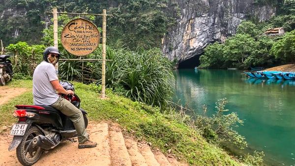 Phong Nha self guided cave tour