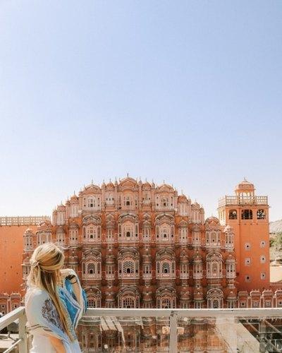 Hawa Mahal Jaipur Guide India