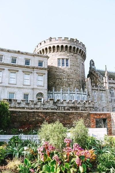 Cheap things to do in Dublin: Dublin Castle
