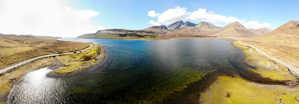 Best things to see Isle of Skye - Loch Slapin