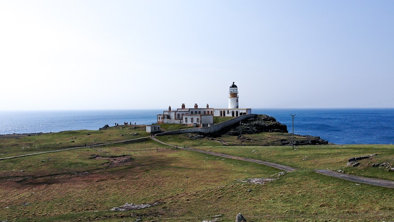 Isle of Skye 2 Day Guide - Niest Point Lighthouse