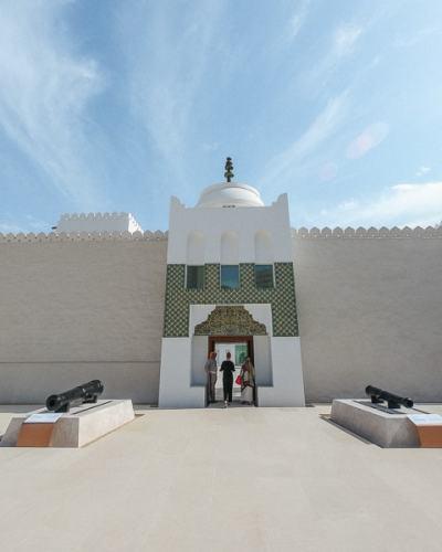 Day Trip to Abu Dhabi: Qasr Al Hosn