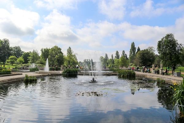 Hyde Park 1 - 600 original